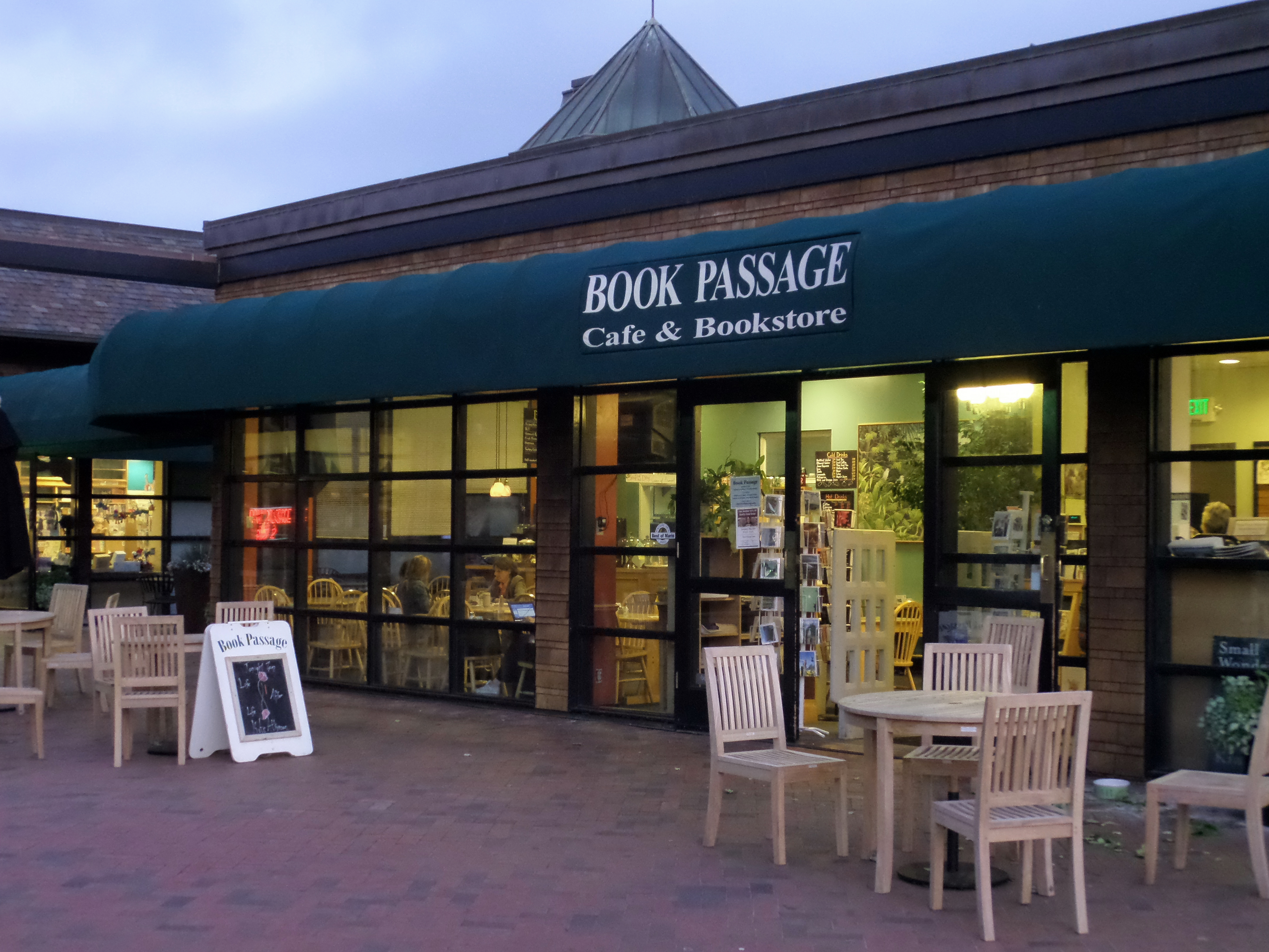 Image result for book passage san francisco