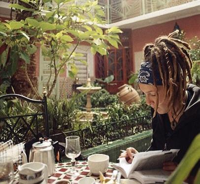 Travel Writer: Lavinia Spalding